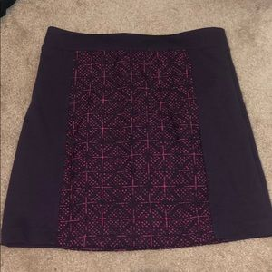 AE Purple Skirt